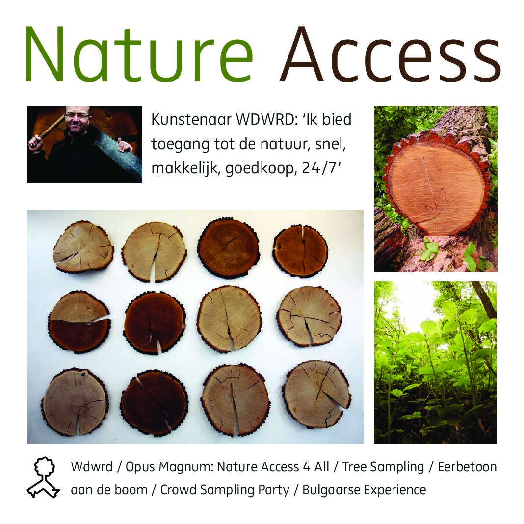Nature Access Bookazine