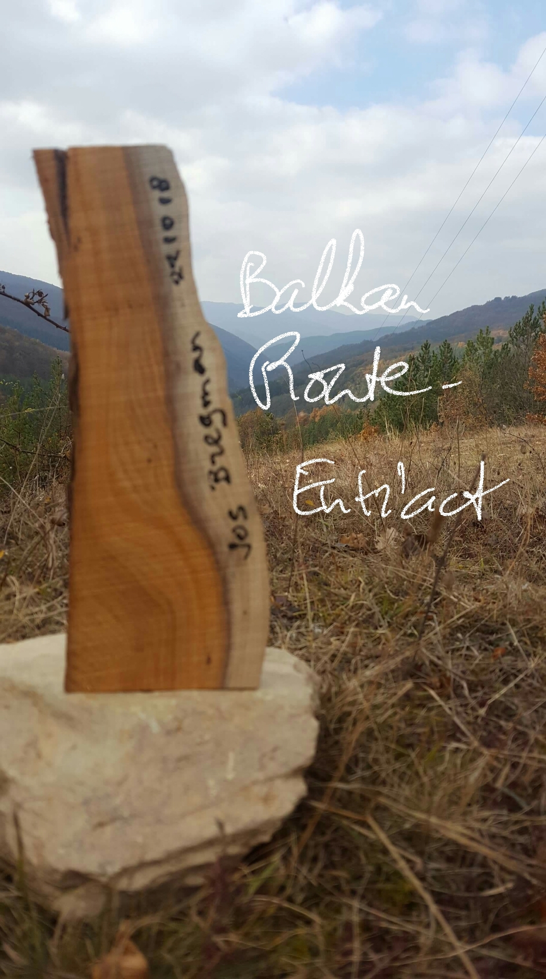 Balkan Route – Entr'act